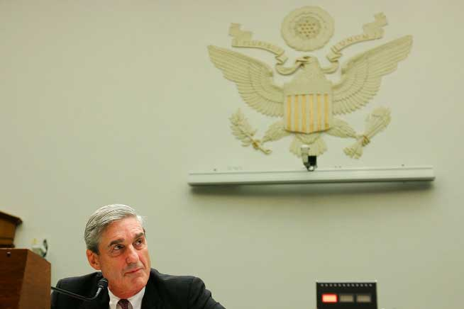 McShane in Politico: Mueller is everywhere, except the midterms