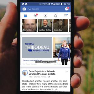 Frame Break Social Media Ad